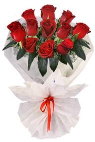 11 adet gül buketi  Ankara internetten çiçek siparişi  kirmizi gül