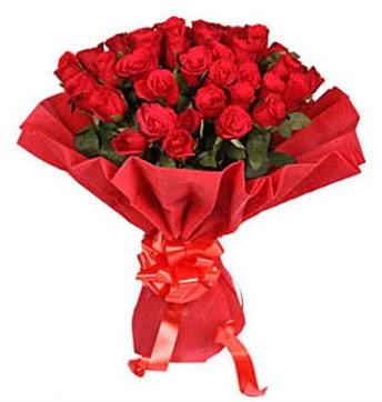 41 adet gülden görsel buket  Ankara çiçek satışı