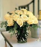 Ankara çiçek siparişi sitesi  11 adet sari gül mika yada cam vazo tanzim