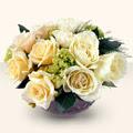 Ankara güvenli kaliteli hızlı çiçek  9 adet sari gül cam yada mika vazo da  Ankara İnternetten çiçek siparişi