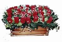 yapay gül çiçek sepeti   Ankara çiçek siparişi vermek
