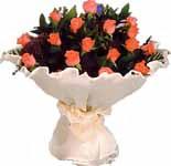 11 adet gonca gül buket   Ankara çiçek gönderme sitemiz güvenlidir