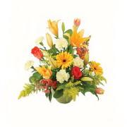 karisik renkli çiçekler tanzim   Ankara çiçek gönderme sitemiz güvenlidir