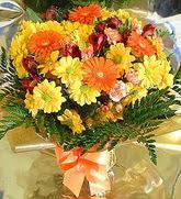 Ankara hediye çiçek yolla  karma büyük ve gösterisli mevsim demeti