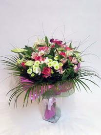 Ankara hediye çiçek yolla  karisik mevsim buketi mevsime göre hazirlanir.