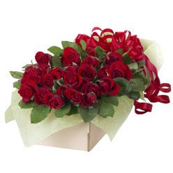 19 adet kirmizi gül buketi  Ankara güvenli kaliteli hızlı çiçek