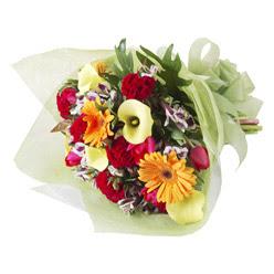 karisik mevsim buketi   Ankara online çiçekçi , çiçek siparişi
