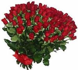 51 adet kirmizi gül buketi  Ankara çiçekçiler