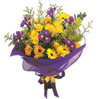 Ankara çiçek gönderme sitemiz güvenlidir  Karisik mevsim demeti karisik çiçekler