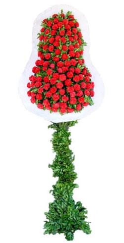 Dügün nikah açilis çiçekleri sepet modeli  Ankara İnternetten çiçek siparişi