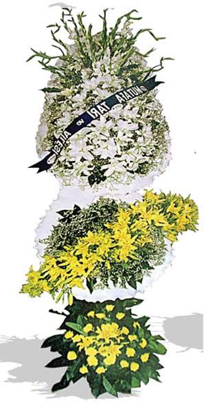 Dügün nikah açilis çiçekleri sepet modeli  Ankara çiçek , çiçekçi , çiçekçilik