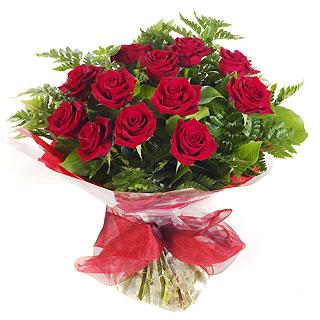 Ucuz Çiçek siparisi 11 kirmizi gül buketi  Ankara çiçek online çiçek siparişi