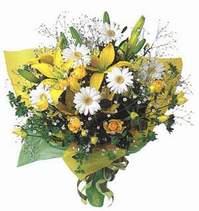 Ankara ucuz çiçek gönder  Lilyum ve mevsim çiçekleri
