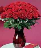 Ankara çiçek online çiçek siparişi  11 adet Vazoda Gül sevenler için ideal seçim