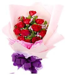 7 gülden kirmizi gül buketi sevenler alsin  Ankara çiçek gönderme sitemiz güvenlidir