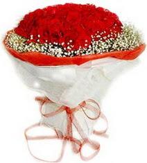 Ankara çiçekçiler  41 adet kirmizi gül buketi