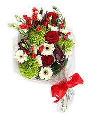 Kız arkadaşıma hediye mevsim demeti  Ankara online çiçek gönderme sipariş