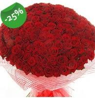151 adet sevdiğime özel kırmızı gül buketi  Ankara çiçek siparişi sitesi