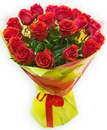 19 Adet kırmızı gül buketi  Ankara çiçek siparişi vermek
