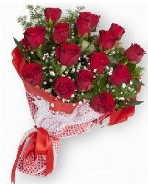 11 kırmızı gülden buket  Ankara güvenli kaliteli hızlı çiçek