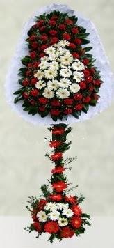 Ankara internetten çiçek satışı  çift katlı düğün açılış çiçeği