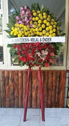 Ankara anneler günü çiçek yolla  Cenaze çiçek modeli
