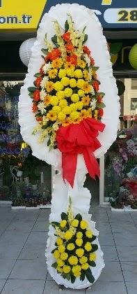 Çift katlı düğün nikah açılış çiçeği  Ankara güvenli kaliteli hızlı çiçek