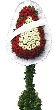 Çift katlı düğün nikah açılış çiçek modeli  Ankara İnternetten çiçek siparişi
