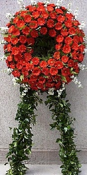 Cenaze çiçek modeli  Ankara çiçekçi mağazası