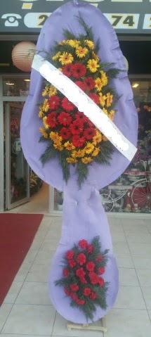 Çift katlı nikah düğüne çiçek modeli  Ankara internetten çiçek siparişi