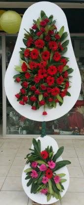 Çift katlı düğün nikah açılış çiçek modeli  Ankara internetten çiçek siparişi