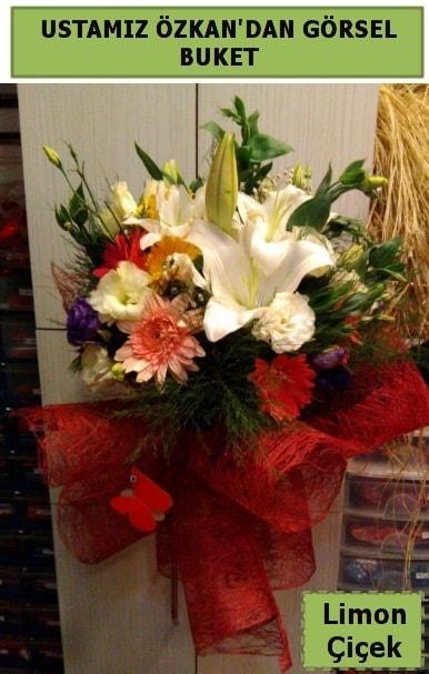 Karışık görsel mevsim çiçeği  Ankara ucuz çiçek gönder