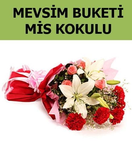 Karışık mevsim buketi mis kokulu bahar  Ankara ucuz çiçek gönder