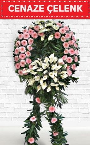 Çelenk Cenaze çiçeği  Ankara hediye çiçek yolla