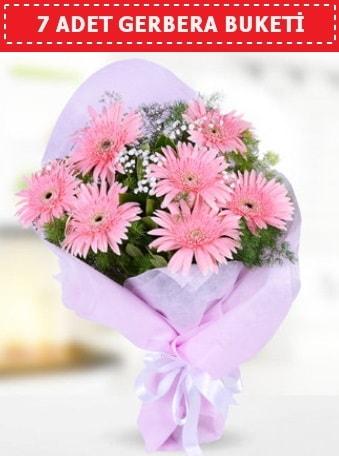 Pembe Gerbera Buketi  Ankara çiçek , çiçekçi , çiçekçilik