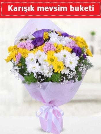 Karışık Kır Çiçeği Buketi  Ankara güvenli kaliteli hızlı çiçek