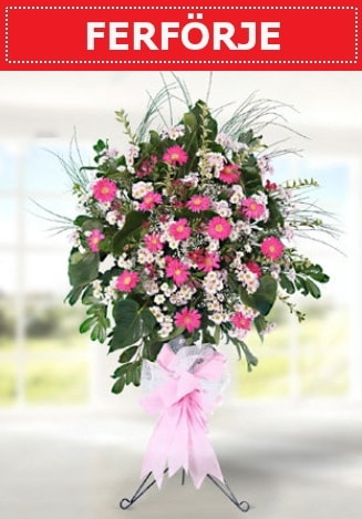 Ferförje düğün nikah açılış çiçeği  Ankara çiçek yolla
