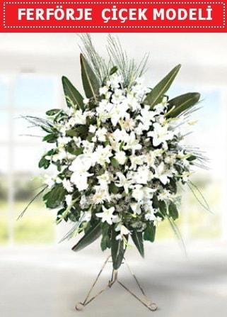 Ferförje çiçek modeli  Ankara ucuz çiçek gönder